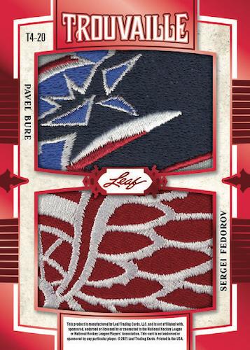 2021 Leaf Superlative Collection Hockey Cards 11