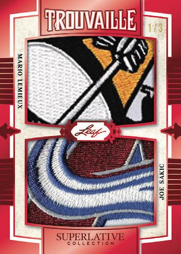 2021 Leaf Superlative Collection Hockey Cards 10