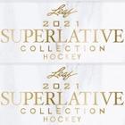2021 Leaf Superlative Collection Hockey Cards
