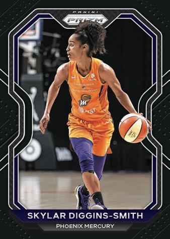 2021 Panini Prizm WNBA Basketball Cards 4