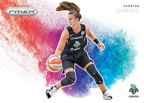 2021 Panini Prizm WNBA Basketball Cards 6