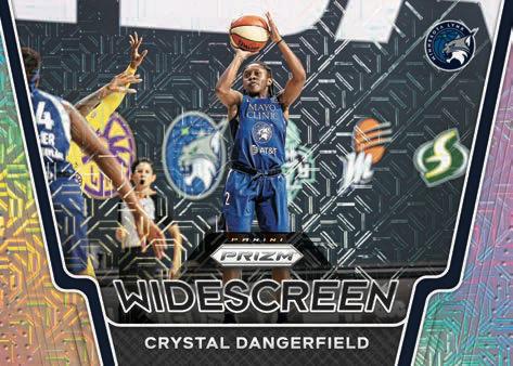 2021 Panini Prizm WNBA Basketball Cards 5