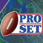2021 Pro Set Metal Football Cards Checklist