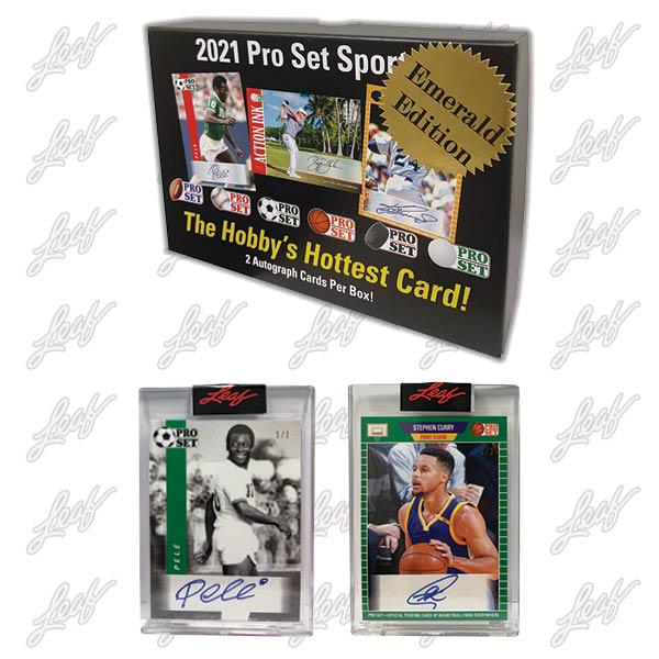 2021 Pro Set Sports Multi-Sport Cards 9