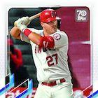 2021 Topps MLB 3D Baseball Cards