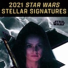 2021 Topps Star Wars Stellar Signatures Trading Cards