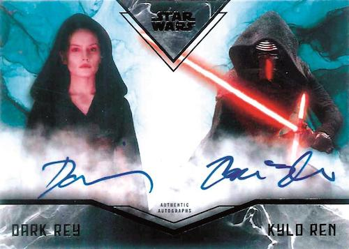 2021 Topps Star Wars Stellar Signatures Trading Cards 1
