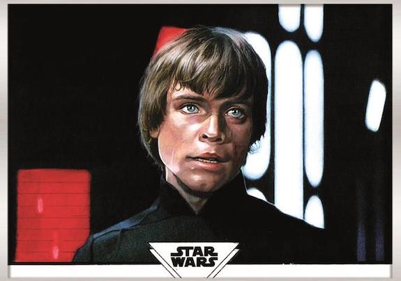 2021 Topps Star Wars Stellar Signatures Trading Cards 5