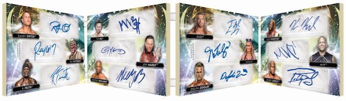 2021 Topps WWE Wrestling Cards 7