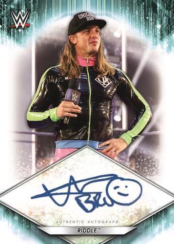2021 Topps WWE Wrestling Cards 5