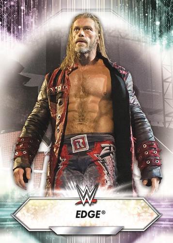 2021 Topps WWE Wrestling Cards 1
