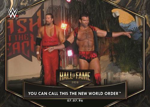 2021 Topps WWE Wrestling Cards 4