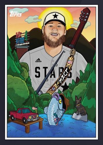 2021 Topps X Nashville Stars Negro Leagues Baseball Cards 3