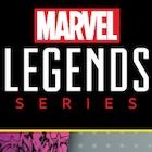 2021 Upper Deck Marvel Legends Series Trading Cards