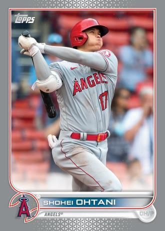 2022 Topps Series 1 Baseball Cards - Card # 1 Voting 3