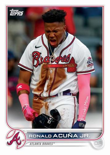 2022 Topps Series 1 Baseball Cards - Card # 1 Voting 2