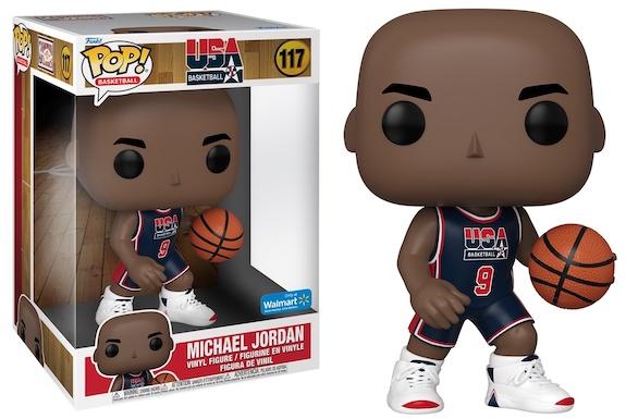 Ultimate Funko Pop Basketball NBA Figures Gallery and Checklist - Dream Team 124