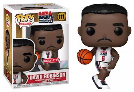 Ultimate Funko Pop Basketball NBA Figures Gallery and Checklist - Dream Team 119
