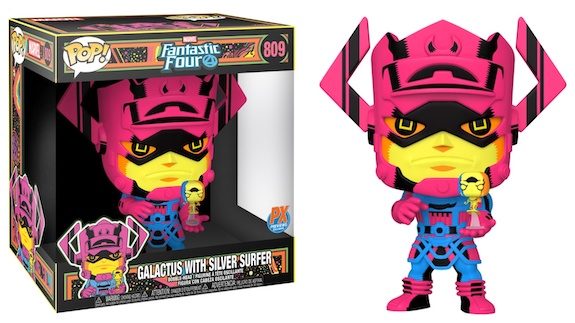 Ultimate Funko Pop Marvel Black Light Figures Gallery and Checklist 12