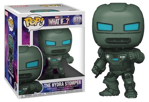 Funko Pop Marvel What If...? Figures 4