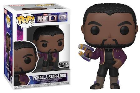 Funko Pop Marvel What If...? Figures 9