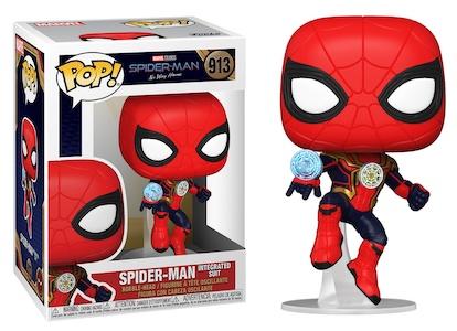 Funko Pop Spider-Man No Way Home Figures 3