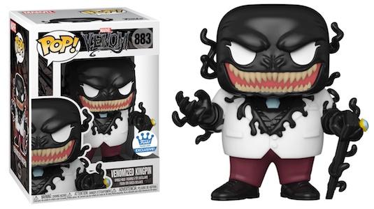 Ultimate Funko Pop Venom Figures Gallery and Checklist 85