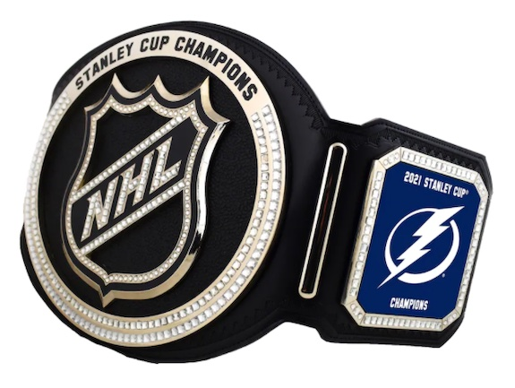 2021 Tampa Bay Lightning Stanley Cup Champions Memorabilia and Apparel Guide 8