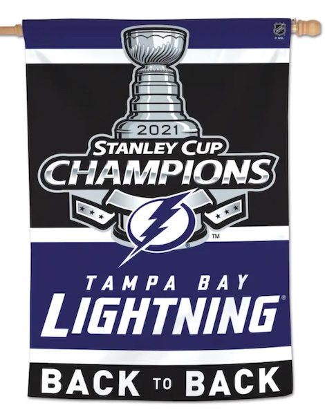 2021 Tampa Bay Lightning Stanley Cup Champions Memorabilia and Apparel Guide 10