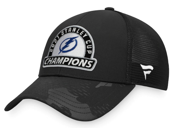 2021 Tampa Bay Lightning Stanley Cup Champions Memorabilia and Apparel Guide 2