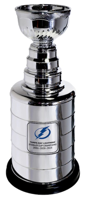2021 Tampa Bay Lightning Stanley Cup Champions Memorabilia and Apparel Guide 7