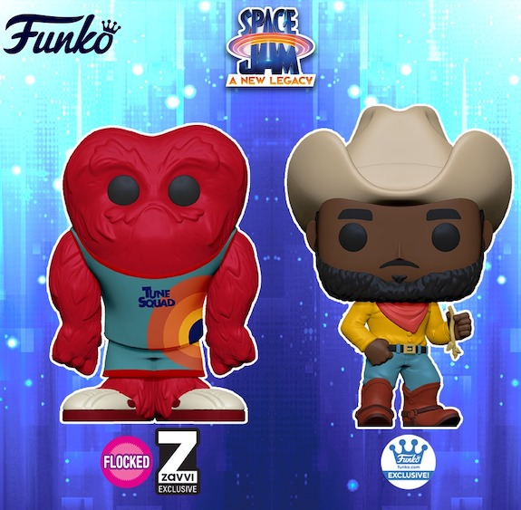 Funko Pop Space Jam Figures - A New Legacy Gallery and Checklist 24