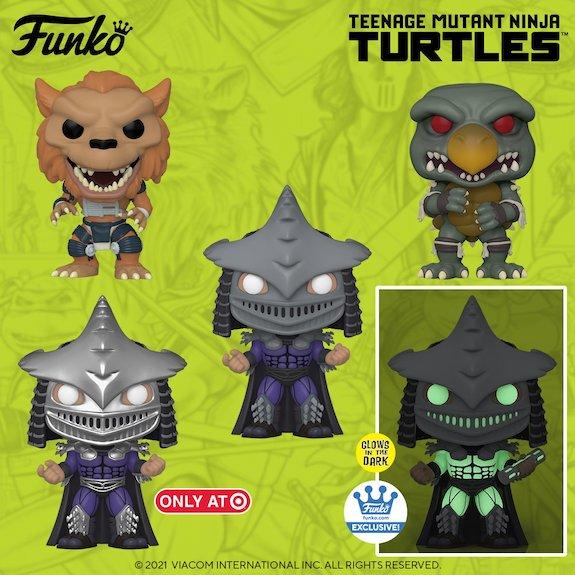 Ultimate Funko Pop Teenage Mutant Ninja Turtles Figures Checklist and Gallery 35