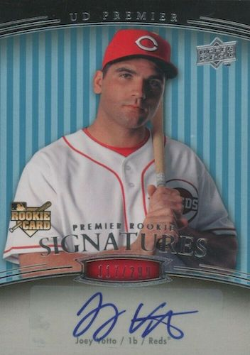 Top Joey Votto Cards to Collect 11
