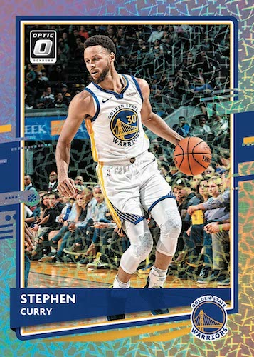 2020-21 Donruss Optic Premium Box Set Basketball Cards 1