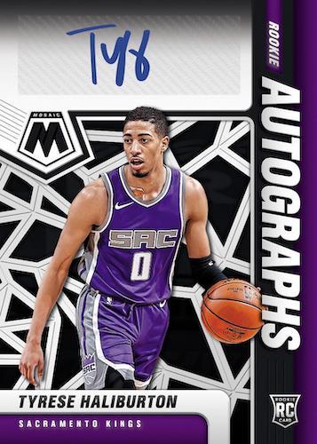 2020-21 Panini Mosaic Basketball Cards 8