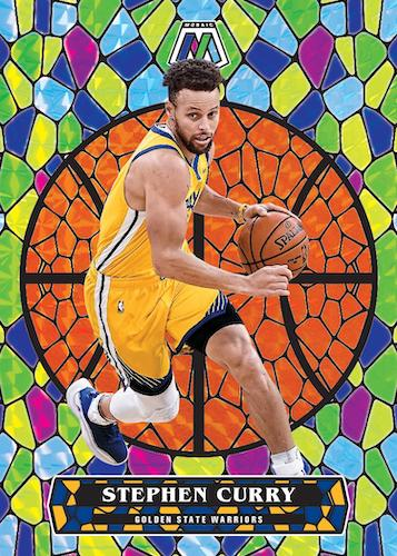 2020-21 Panini Mosaic Basketball Cards 5