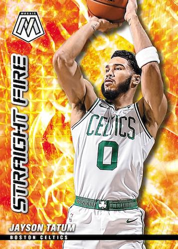 2020-21 Panini Mosaic Basketball Cards 6