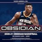 2020-21 Panini Obsidian Basketball Cards