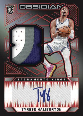 2020-21 Panini Obsidian Basketball Cards 3