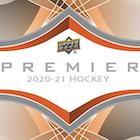 2020-21 Upper Deck Premier Hockey Cards