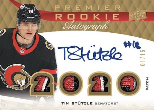 2020-21 Upper Deck Premier Hockey Cards 4