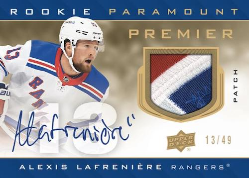 2020-21 Upper Deck Premier Hockey Cards 5