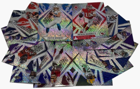 2020 Panini Phoenix Football Cards 11