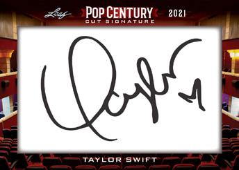 2021 Leaf Metal Pop Century Trading Cards 5