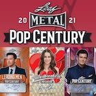 2021 Leaf Metal Pop Century Trading Cards