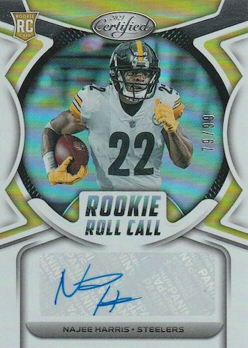 Top 2021 NFL Rookie Cards Guide and Football Rookie Card Hot List 6