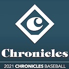 2021 Panini Chronicles Baseball Cards