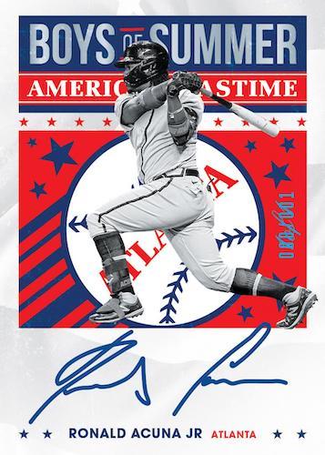 2021 Panini Chronicles Baseball Cards 7