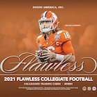 2021 Panini Flawless Collegiate Football Cards
